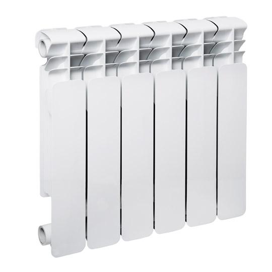 Алюминиевые радиаторы Lammin Premium AL-500 фото1