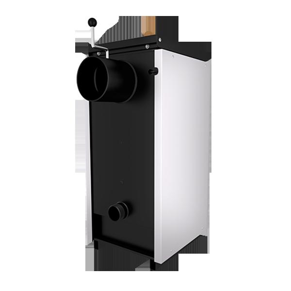 Твердотопливный котел Лемакс Форвард 12,5 кВт. Верхняя Загрузка! фото2