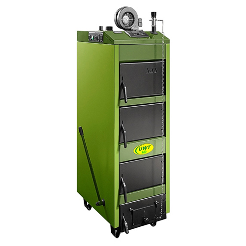 Твердотопливный котел SAS UWT 14 кВт фото1