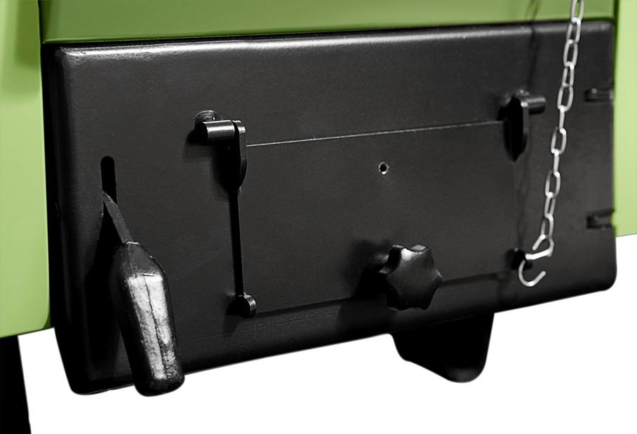 Твердотопливный котел SAS UWT 14 кВт фото4