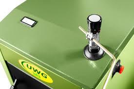 Твердотопливный котел SAS UWG 14 кВт фото3