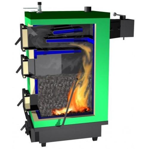 Твердотопливный котел SAS UWG 29 кВт фото2