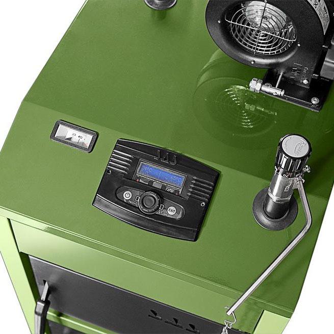 Твердотопливный котел SAS UWT 36 кВт фото3