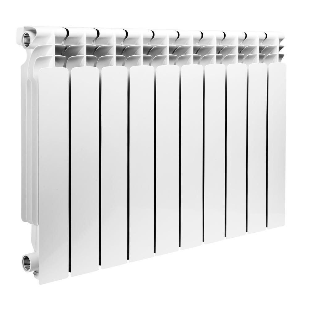 Алюминиевые радиаторы Armatura G500F/10 фото1