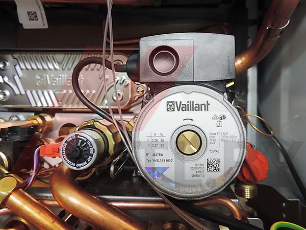 Газовый котел Vaillant turboTEC pro VUW 242/5-3 фото2