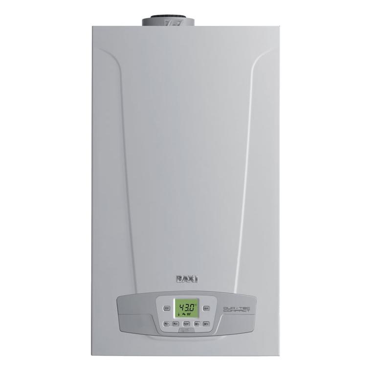 Конденсационный газовый котел Baxi Duo-tec Compact фото1