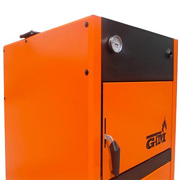 Твердотопливный котел GTM MAX SE 50 kWt фото5