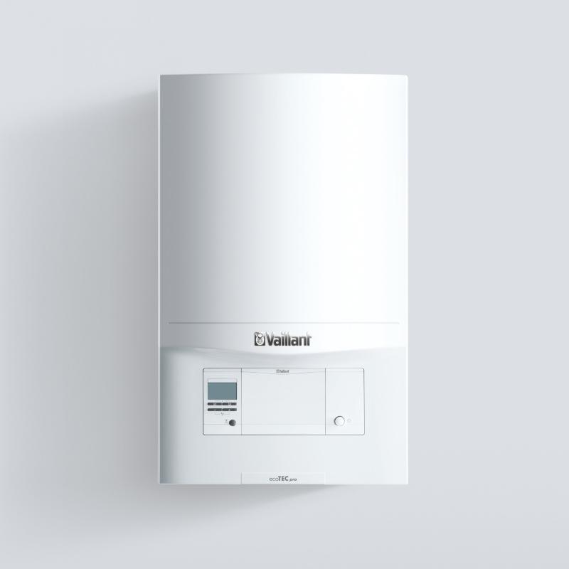 Конденсационный газовый котел Vaillant ecoTEC pro VUW IV фото1