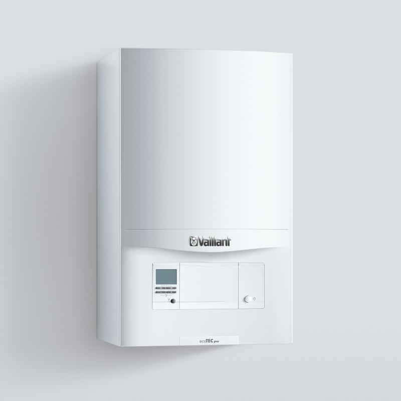 Конденсационный газовый котел Vaillant ecoTEC pro VUW IV фото2
