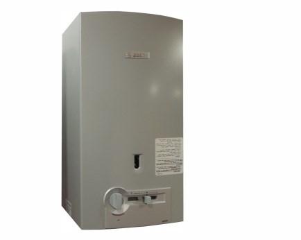 Газовый проточный водонагреватель Bosch Therm 4000 O WR 10-2 P (пьезорозжиг) фото1