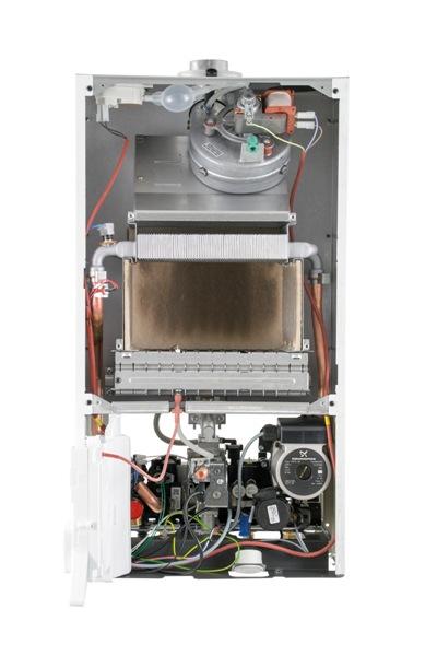 Газовый котел Baxi ECO4S 1.24 F фото4