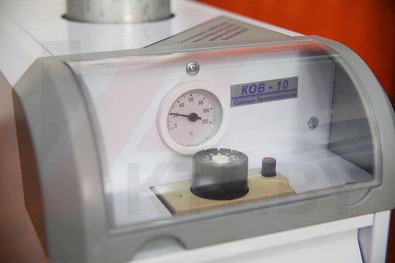 Газовый котел Сигнал S-TERM 12.5 (КОВ-12.5 СКс) фото2