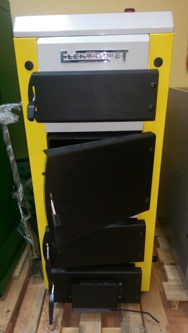 Твердотопливный котел Elektromet KWS KOMFORT фото1