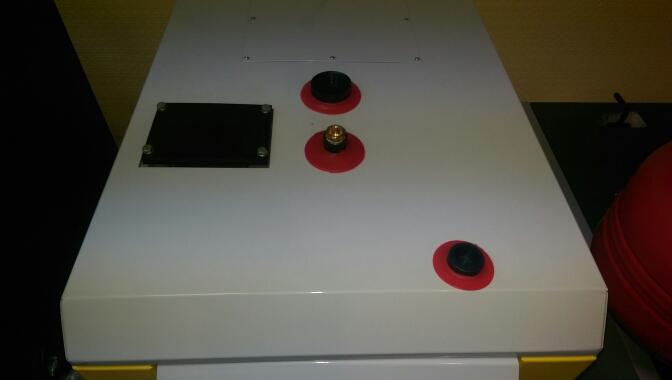 Твердотопливный котел Elektromet KWS KOMFORT фото4