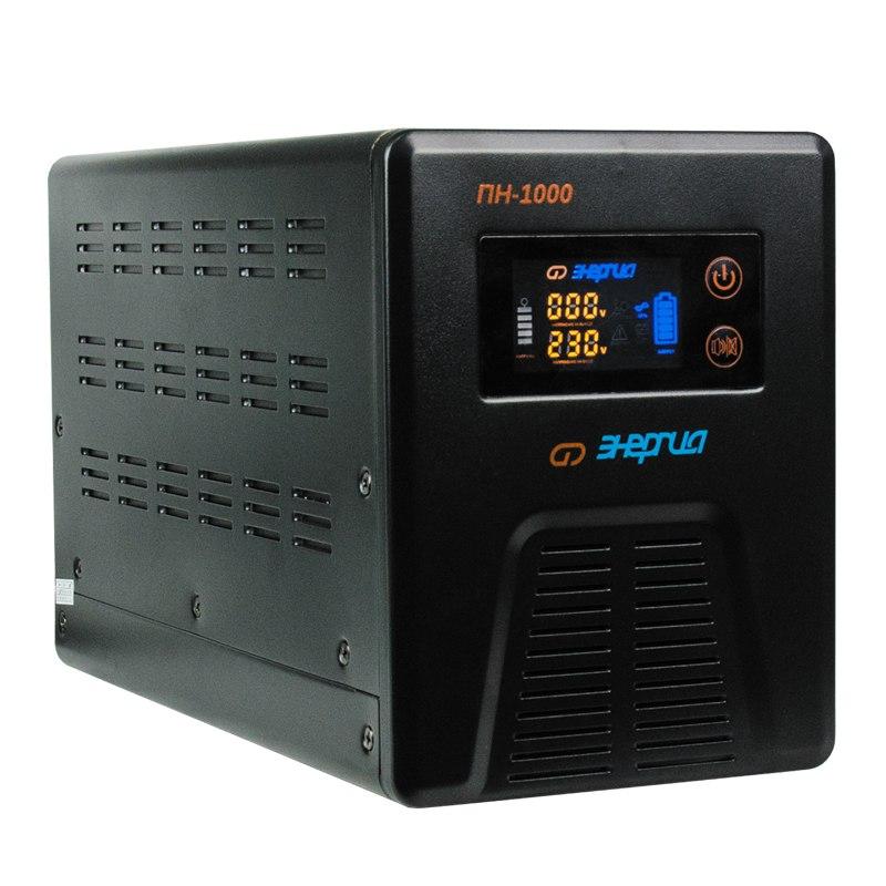 Источник бесперебойного питания Энергия ПН-500 фото2