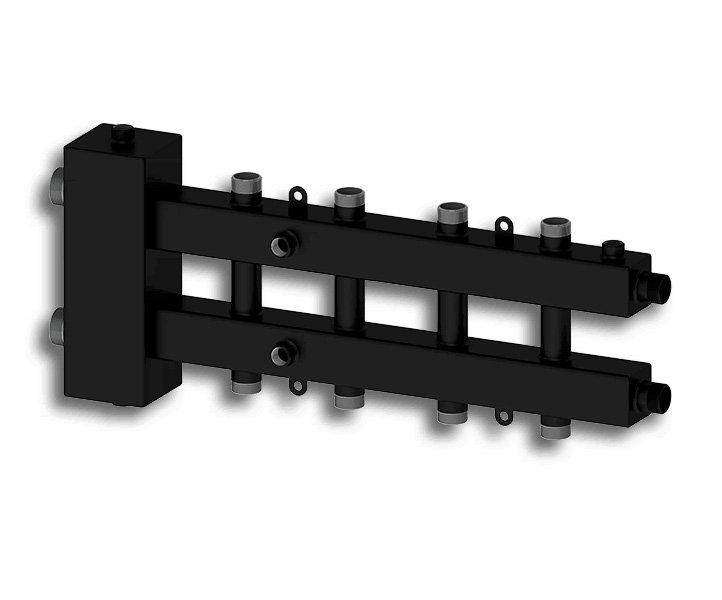 Гидравлический разделитель совмещённый с коллектором Север-М5 фото1