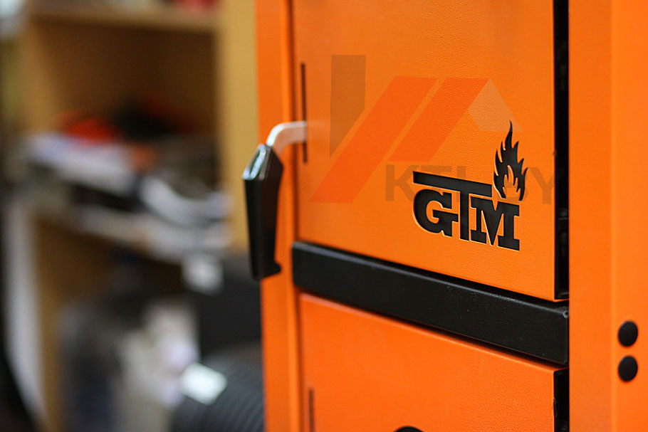 Твердотопливный котел GTM Master SE 24 кВт фото7