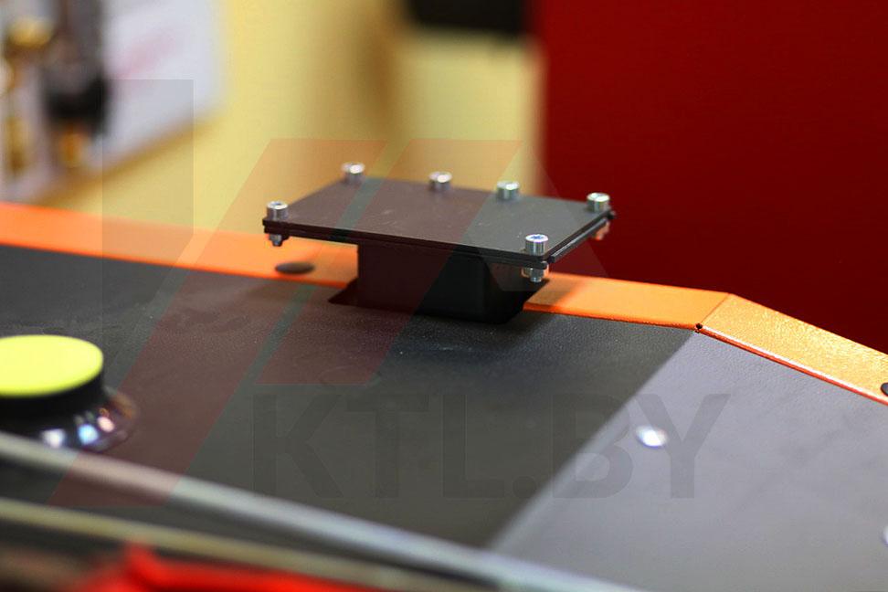 Твердотопливный котел GTM Master SE 30 кВт фото7