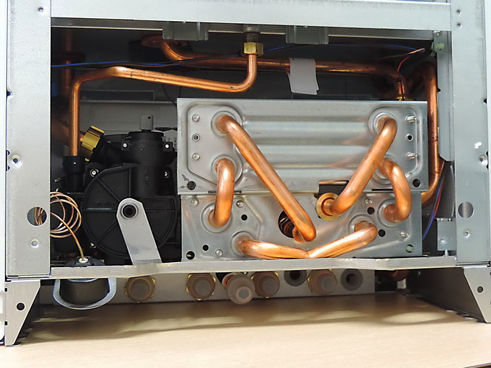 Газовый котел Vaillant turboTEC pro VUW 242/5-3 фото5