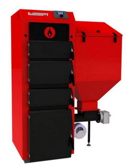 Пеллетный котел Elektromet MULTI DUAL PREMIUM фото1