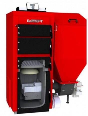 Пеллетный котел Elektromet MULTI DUAL PREMIUM фото2