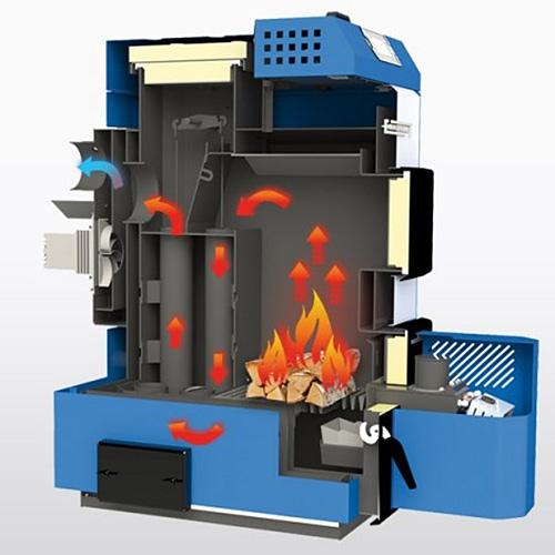 Пеллетный котел Elektromet EKO-PE Dual фото2