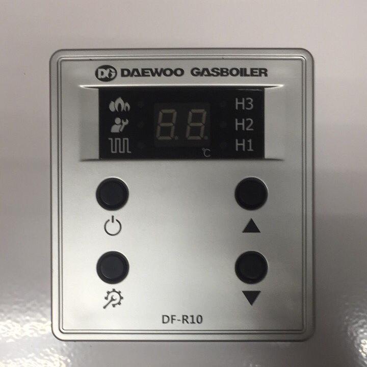 Газовый котел Daewoo 160 MSC фото3