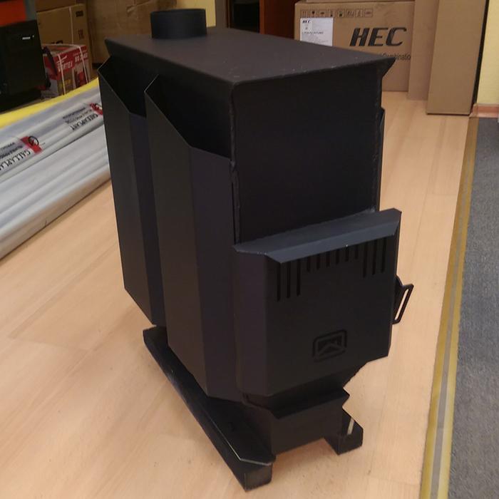 Отопительная печь Теплодар Т-100 фото3