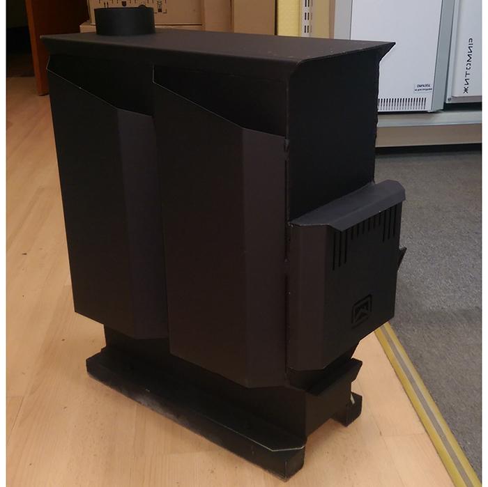 Отопительная печь Теплодар Т-100 фото4