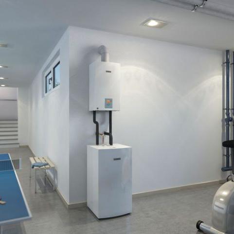 Газовый котел Bosch Gaz 6000 WBN 35 C (турбо) фото5
