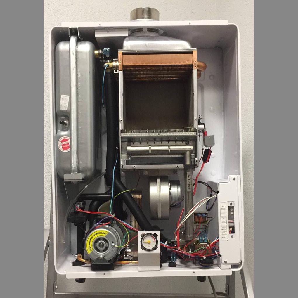 Газовый котел Daewoo 100 MSC фото3