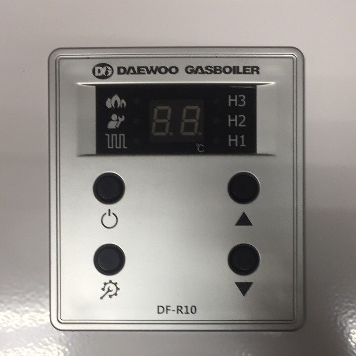 Газовый котел Daewoo 100 MSC фото4