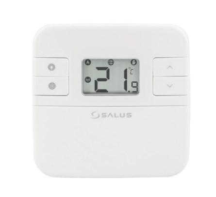Проводной электронный терморегулятор Salus RT310 фото1