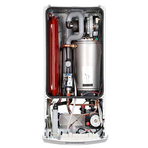 Конденсационный газовый котел Bosch Condens 2500W WBC 28-1 DC 23 фото2