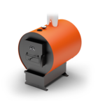 Твердотопливный котел Теплодар Уют-10