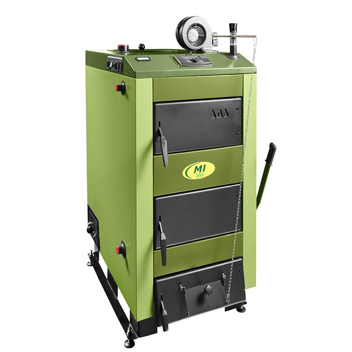 Твердотопливный котел SAS MI 17 кВт фото1