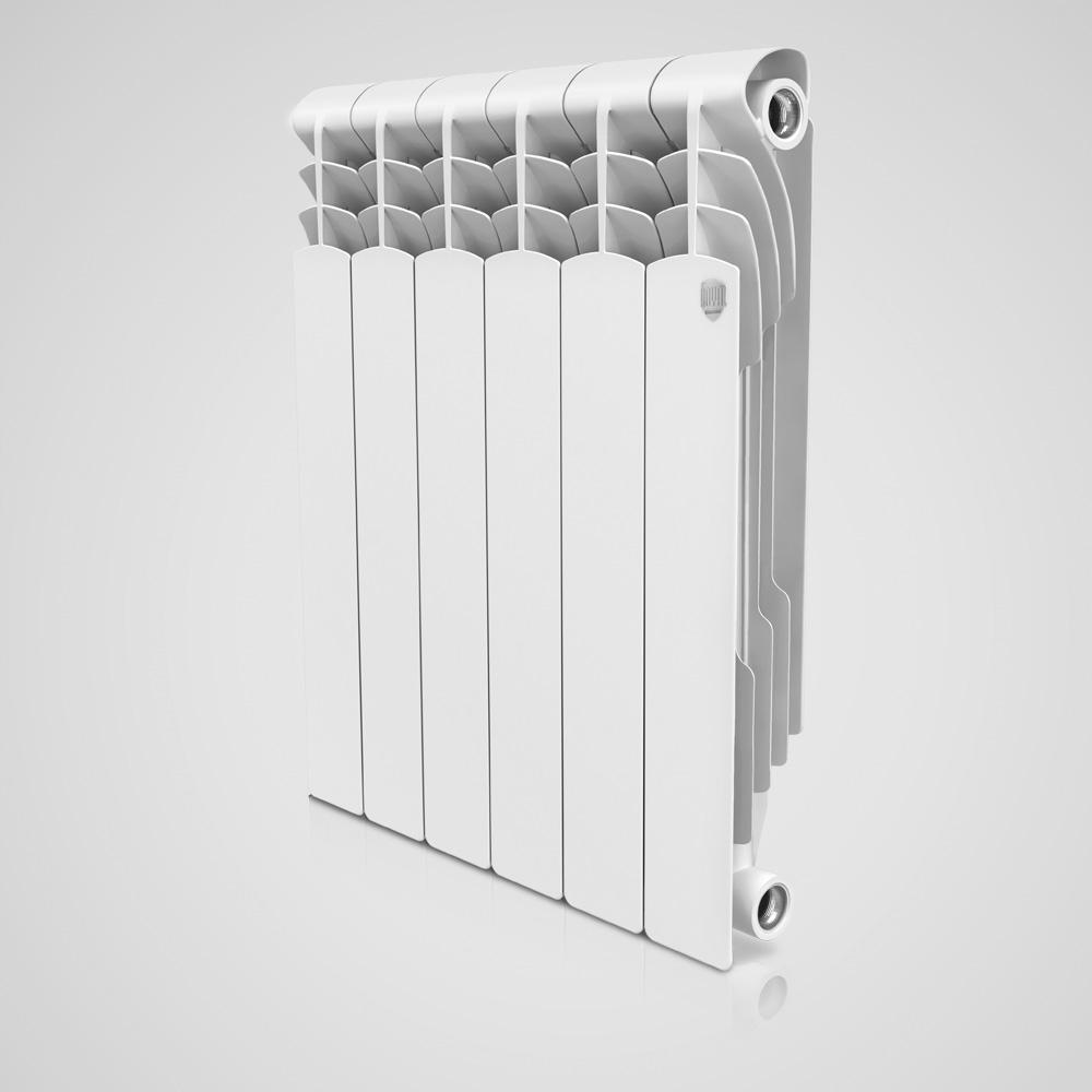 Биметаллические радиаторы Royal Thermo Revolution Bimetall 500 фото1