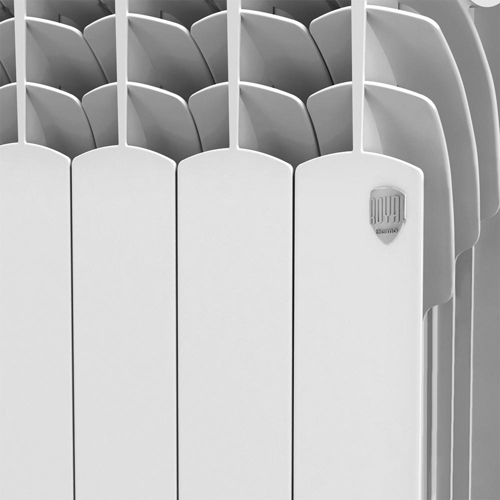 Биметаллические радиаторы Royal Thermo Revolution Bimetall 500 фото2