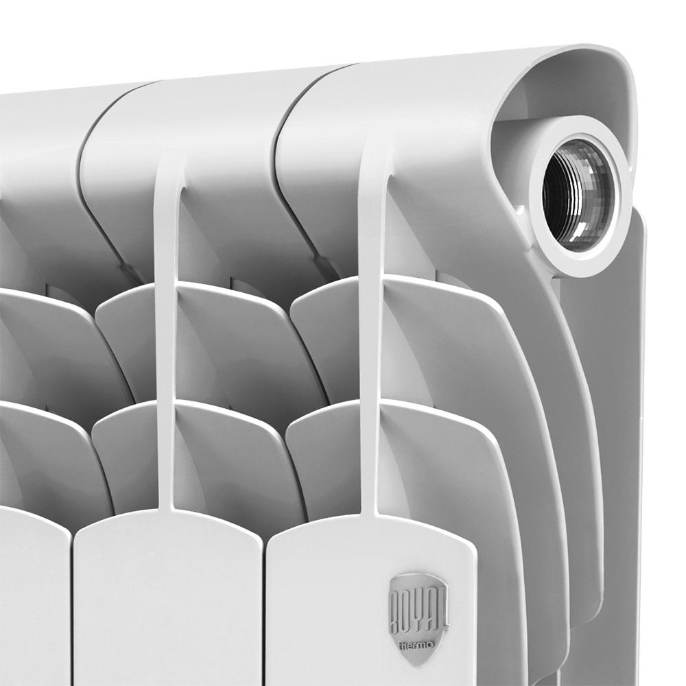 Биметаллические радиаторы Royal Thermo Revolution Bimetall 500 фото3