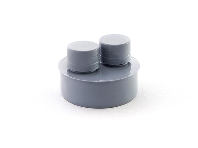 Воздушный клапан  канализационный 110 РосТурПласт (Воздушный клапан - аэратор) фото1