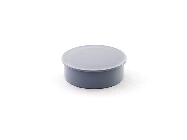 Заглушка для наружной канализации 110 РосТурПласт (Заглушка  для наружных труб диаметром 110 мм) фото1