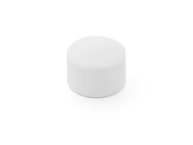 Заглушка ПП 20 PN 25, белый РосТурПласт фото1