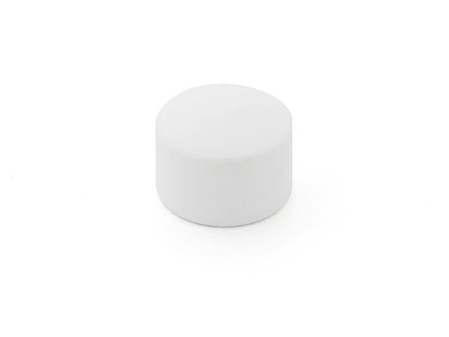 Заглушка ПП 32 PN 25, белый РосТурПласт фото1