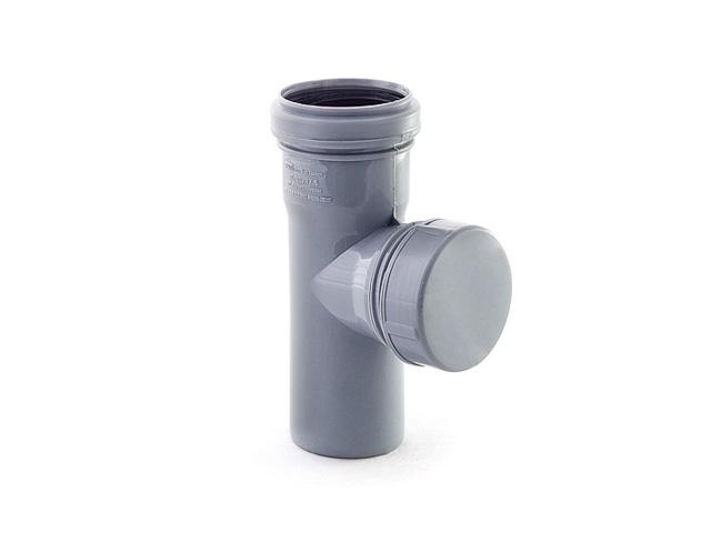 Ревизия для внутренней канализации d 50 РосТурПласт (Ревизия 50) фото1