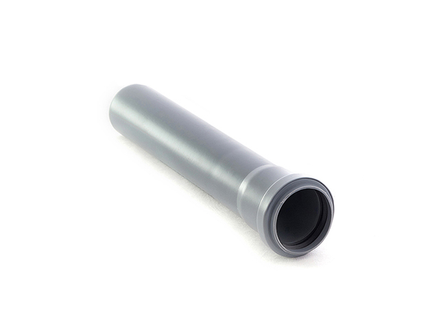 Труба для внутренней канализации 110х2,2х1500мм РосТурПласт (труба 110х1500 мм) фото1