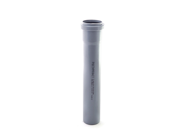 Труба для внутренней канализации 32х1,8х2000мм РосТурПласт (труба 32х2000 мм) фото1