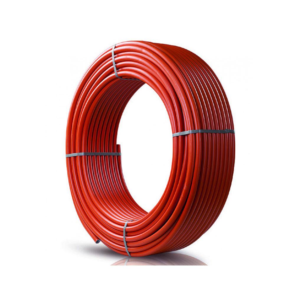 Труба PE-Xb для теплого пола 16х2.0 TRITERM 200м красная Unidelta (PE-Xb. с барьером EVOH) (2136001620200) фото1