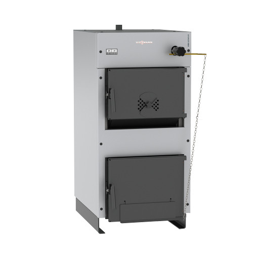 Твердотопливный котел Viessmann WBS Ligna 050 30 кВт фото1