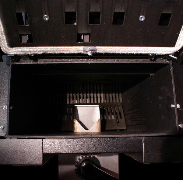 Твердотопливный котел OPOP H416 EKO фото3