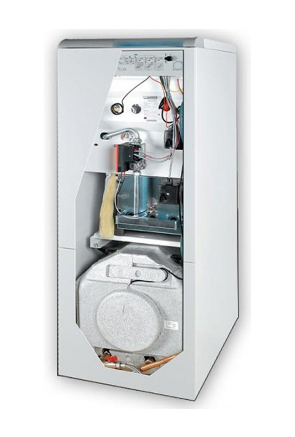 Газовый котел со встроенным бойлером Protherm Медведь 50 KLZ фото2
